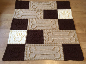 Dog Blanket Crochet Patterns