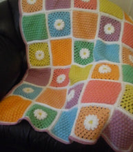 Load image into Gallery viewer, Free Crochet Patterns Popcorn stitch
