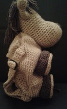 Load image into Gallery viewer, Crochet Pattern for Toddlers Backpack
