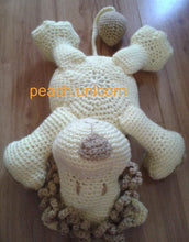 Load image into Gallery viewer, Pillow Crochet Pattern Lion