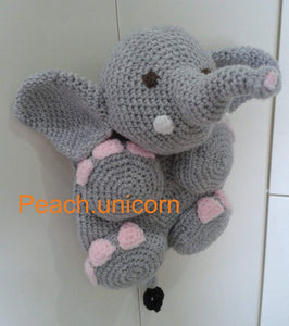Elephant Bag Crochet Pattern
