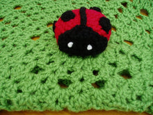 Load image into Gallery viewer, Ladybird Ladybug Lovey