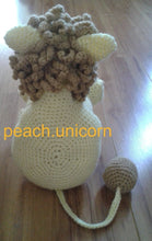 Load image into Gallery viewer, Knitting Pattern for Lion Toy