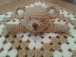 Teddy Lovey Crochet Pattern