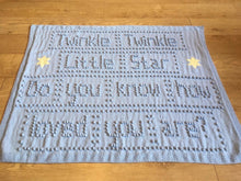 Load image into Gallery viewer, Twinkle Twinkle Little Star Knitting Pattern