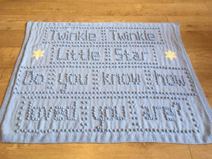 Twinkle Twinkle Little Star Knitting Pattern
