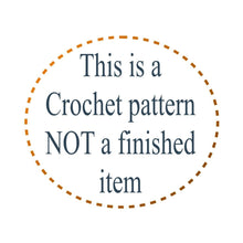 Load image into Gallery viewer, Your First Breath Baby Blanket CROCHET PATTERN One-Piece