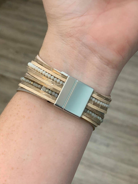 Jennifer Multi Layer Bracelet - My Sister's Porch