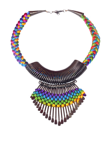 Extended Tribal Necklace