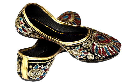 Women Ethnic Footwear Jutti Mojari Shoe