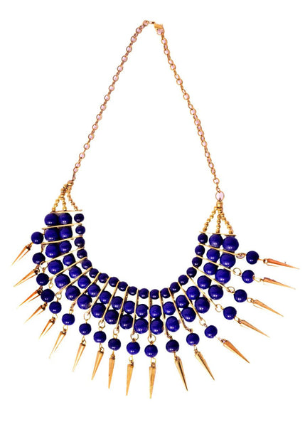 The Rendezvous Statement Necklace