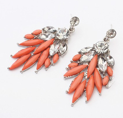 Bohemian Style Drop Earrings- Available in 3 Colors