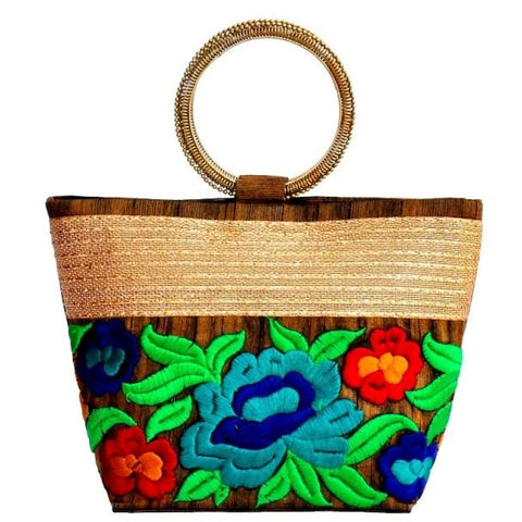 Bangle Inspired Hand Bag