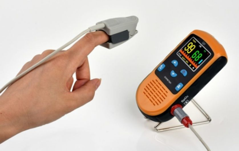 Which Finger You Should Use a Pulse Oximeter On
