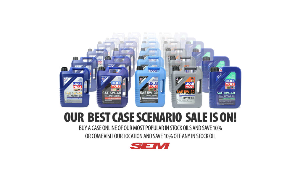 Buy By The Case Oil Special Liqui Moly - Motul