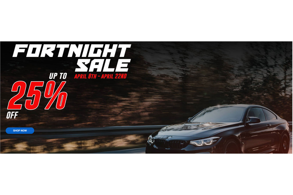 CTS Turbo Fortnight Sale - Save Up To 25% Off On Selected Products