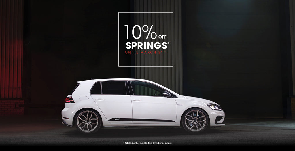 Racingline Spring Sale Is Live!