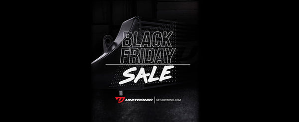 UNITRONIC BLACK FRIDAY SALE FROM NOV 23rd to DEC 4th, 2020