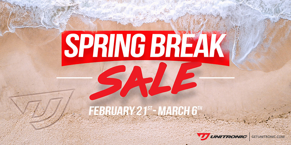 Unitronic Spring Break Sale Is Live!