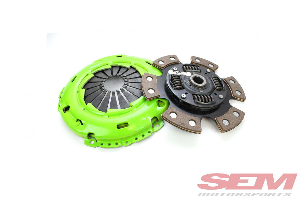 Bully Performance Clutch Kit Stage 4 (020174/312)