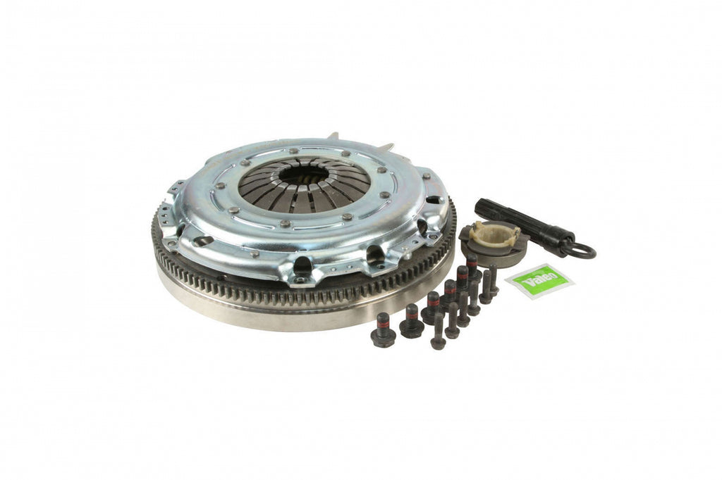 Clutch Kit W/Flywheel (SMF) Valeo 2.5/TDI