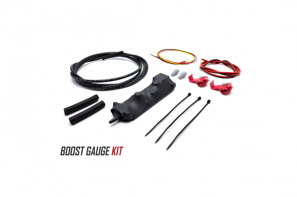 P3Cars Vent Boost Gauge BP3VGT7