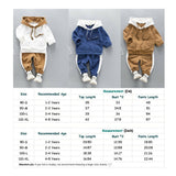 1-5 Years Toddler Luxury Baby Boy Girl Sweatshirts Hoodies Top Pants Legging Two Pieces Autumn Sport Casual Outfit Clothes Set