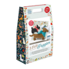 The Crafty Kit Company Three Felt Puppies Sewing Kit Box