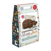 The Crafty Kit Company Sleepy Brown Bear Needle Felting Kit Box