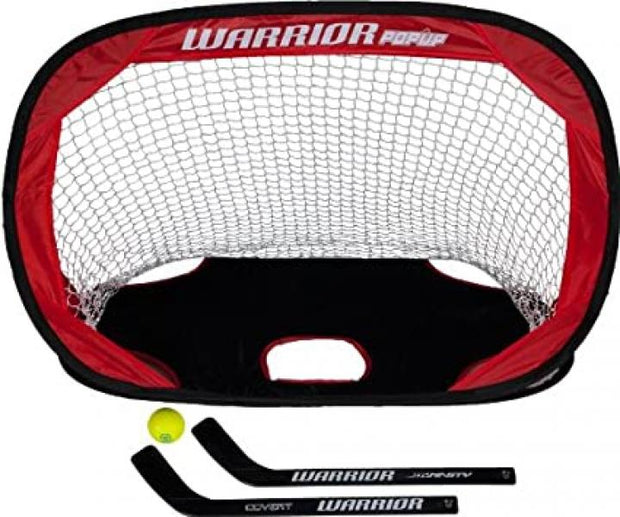 Warrior Mini Pop Up Goal Set