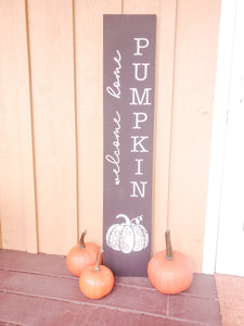 Double Sided Front Porch Sign Workshop