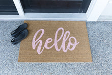 Load image into Gallery viewer, DIY Personalized Doormat
