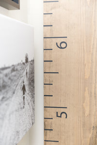DIY Personalized Growth Chart Workshop