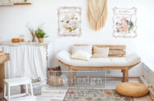Load image into Gallery viewer, Redesign Transfer - Floral Home