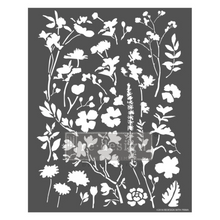 Load image into Gallery viewer, Redesign 3D Stencil - Modern Flora