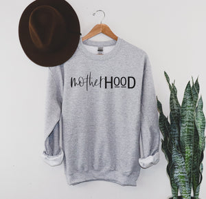 MOTHERHOOD Grey Sweatshirt