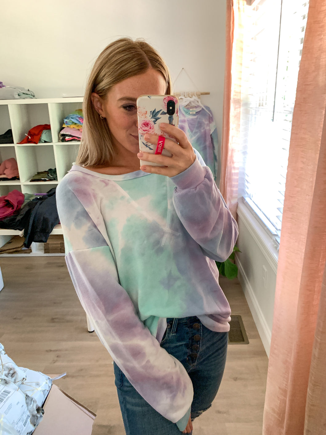 Cotton Candy Long Sleeve *No codes allowed*