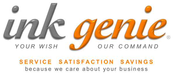 InkGenie - Service, satisfaction, and savings on ink and toner cartridges. Because we care about your business.