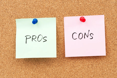 toner vs. ink pros and cons