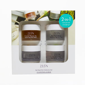 23.5°N Gel Mask Mini Collection Set
