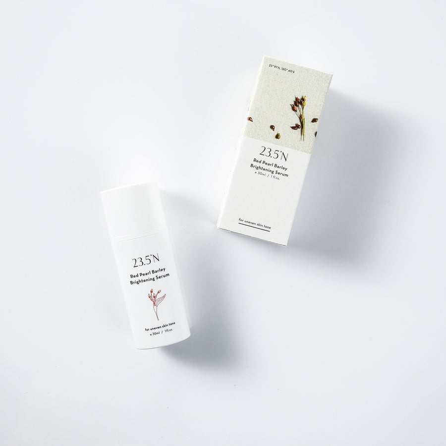 23.5°N Red Pearl Barley Brightening Serum