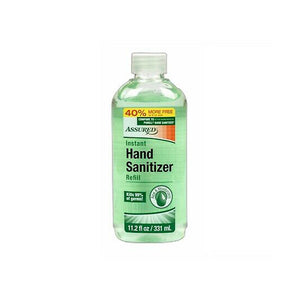 Assured™ Hand Sanitizer with Aloe (331 ml / 11.2 fl. oz. Refill Bottle Size)