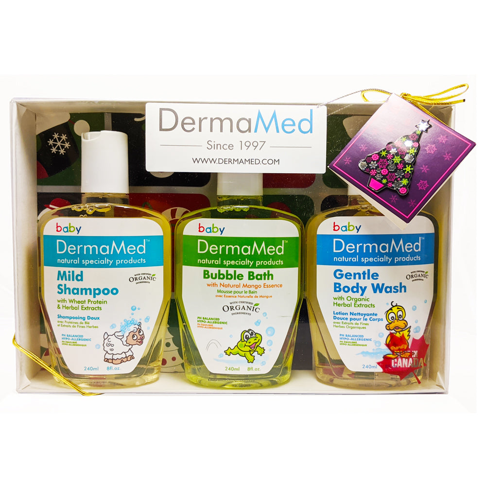 Gift Set - DermaMed Children Bath & Bubble Fun