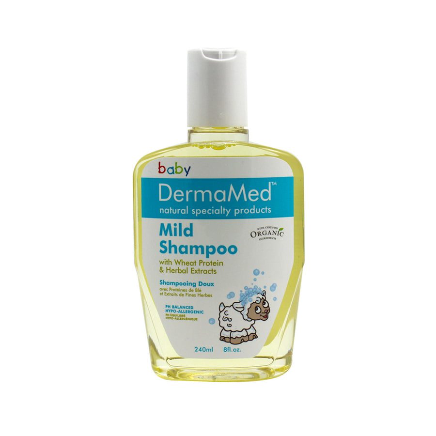 DermaMed Baby/Child Mild Shampoo