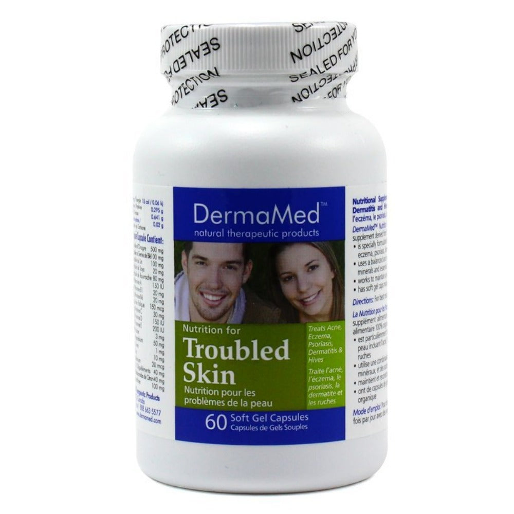 DermaMed Nutrition for Troubled Skin