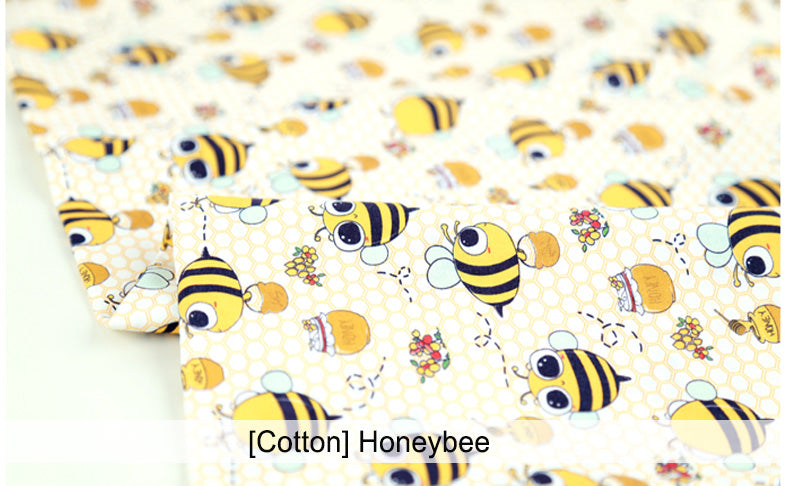 Mysgreen Beeswax Food Wrap Set - Honeybee