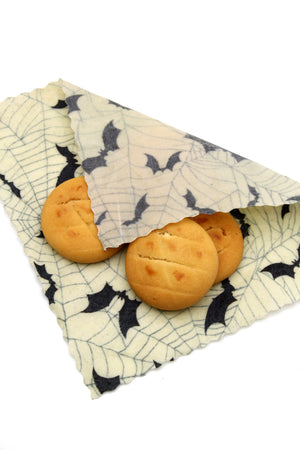 Mysgreen Beeswax Food Wrap Set - Dashing Fox