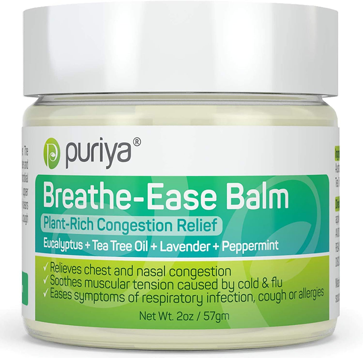 Puriya Breathe-Ease Balm