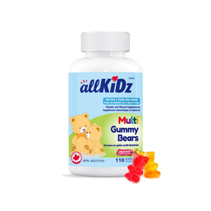 AllKiDz® Multi Gummy Bears
