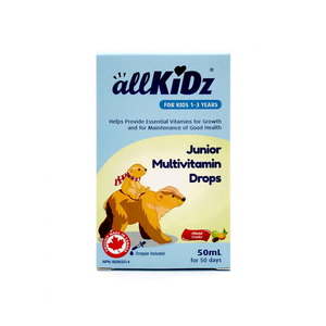 AllKiDz® Junior Multivitamin Drops